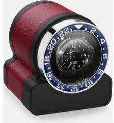 Scatola del Tempo Rotor One Sport 03008.REDSIL Blue bezel