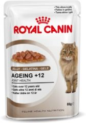 Royal Canin Ageing +12 In Jelly - Kattenvoer - 12x85 g