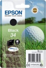 Epson Singlepack Black 34 DURABrite Ultra Ink 6.1ml Zwart inktcartridge