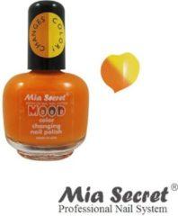 Oranje Mia Secret Mood Nagellak Papaya Mango