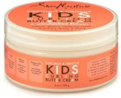Shea Moisture Coconut & Hibiscus Kids Curling Butter Cream 170 gr