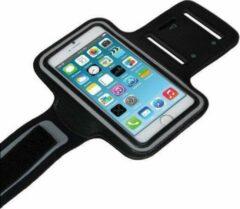 Pearlycase Sportarmband Hardloopband Zwart voor Samsung Galaxy M20