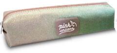 Kids Licensing Etui Eenhoorn Junior 20 Cm Polyester Glitter Groen