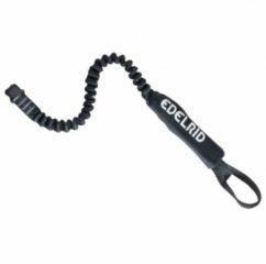 Edelrid - Absorber Sling - Zelfzekeringsslinge maat 70 cm, zwart/grijs