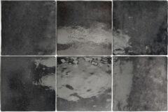 SaniGoods Wandtegel Artisan Graphite 13,2x13,2