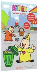 Studio 100 Kartonboek Bumba - Wat Ben Jij Flink!