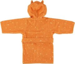 Trixie Babykleding Bathrobe , 1-2 yr - Mr. Fox Oranje