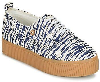 Afbeelding van Blauwe Lage Sneakers Faguo FIGLONE SYNTHETIC
