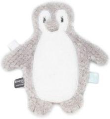 Grijze Snoozebaby Pimmy Pim knuffel 16,5 cm star white knuffel 16.5 cm