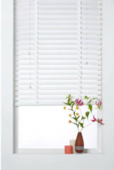 Bloom The Room Decosol Horizontale jaloezie hout 50mm wit 60 x 130cm