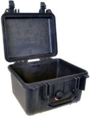 Witte Peli Case - Camerakoffer - 1300 - Zwart - excl. plukschuim 25,10 x 17,80 x 15,50 cm (BxDxH)