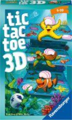 Ravensburger Spieleverlag Ravensburger Tic Tac Toe 3D - Pocketspel