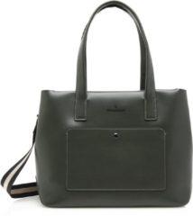 Castelijn & Beerens Handtas Emma Laptop Bag 13.3 Inch Groen