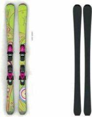 Roze Sporten Mystic groen Ski's