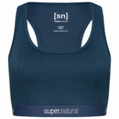 Super.natural - Women's Yoga Bustier - Sportbeha maat XL, blauw