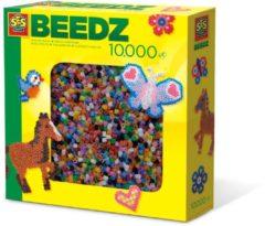 SES Creative strijkkralenset Beedz mix 10000 stuks