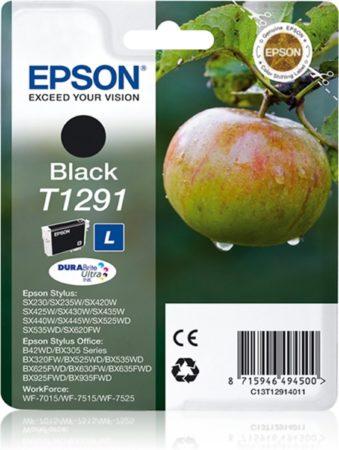 Afbeelding van Epson Singlepack Black T1291 DURABrite Ultra Ink (C13T12914021)