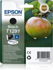 Epson Singlepack Black T1291 DURABrite Ultra Ink (C13T12914021)