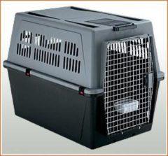 Ferplast Vervoersbox Atlas Pro Grijs - Hondentransportbox - 101x68.5x75.5 cm 70