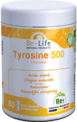 Be-Life Tyrosine 500 60 Softgel