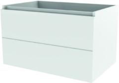Tiger Items onderkast met lade 70 cm wit hoogglans