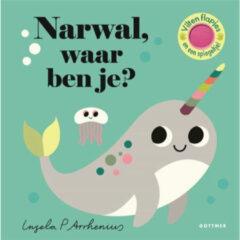 Gottmer Kinderboek | Narwal, waar ben je?