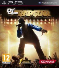 Konami Def Jam Rapstar + Microfoon