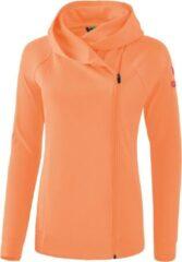 Erima Essential Dames Sweatjack - Sweaters - oranje - 164