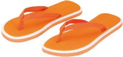 Bellatio Basic - Slippers - Heren - Maat 42-44 - Oranje