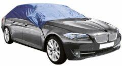 Blauwe TCP Auto Dakhoes Maat M - Beschermhoes Auto - Afdekhoes Voor Autodak - 259 x 122 x 60cm