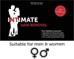 Rode Intimate - Intimate Hair Removal Ontharingspoeder