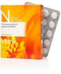 VSM Nisyleen tabletten - 40 st - Homeopathisch geneesmiddel