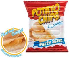 Intex Luchtbed opblaasbaar Potato Chips 178x140 cm 58776EU