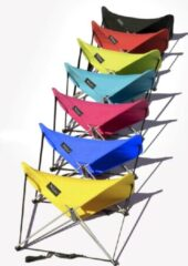 Y-ply | Ruggensteuntje | Strandstoel | Opvouwbaar | Beach-chair | Beach-lounger | Red | Rouge | Rood