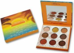 Beige Beauty Creations Cali Chic Eyeshadow Palette