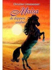 Ons Magazijn Gouden paarden - Maisa de dappere arabier