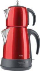 Arzum Wasserkocher Teekocher AR 3006 Arzum Rot