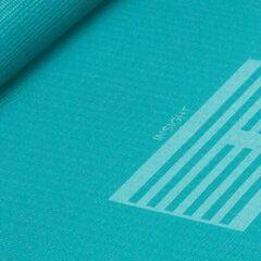 Blauwe Gaiam - Yoga Mat Beginnerskit – Turquoise