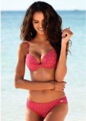 Rode Sunseeker bikinibroekje