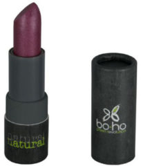 Roze Boho Green make-up Boho Lipstick Glans Dekkend Orchidee 204