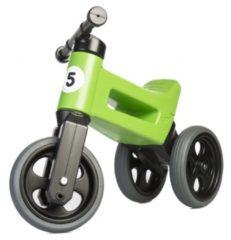 Funny Wheels Rider Sport Cool Loopfiets - Loopfiets - Jongens en meisjes - Groen