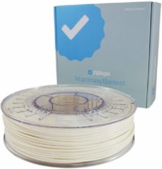 Witte FLEX filament - 1.75mm - 500 g - Wit - FilRight Designer