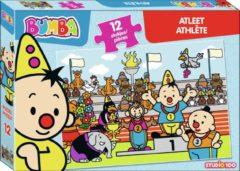 Studio 100 puzzel Bumba als atleet junior 12 stukjes