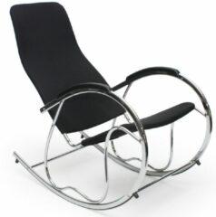 Home Style Fauteuil Ben 2 in zwart