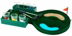 Groene Xenos Golf drankspel