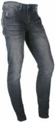 Zwarte Deeluxe - Heren Jeans - Slim Fit - Carlos - Lentemaat 32 - Black Used