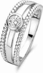 Parte Di Me 925 Sterling Zilveren Bella Vita Marina Ring (Maat: 54) - zilver