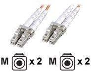 EFB-Elektronik O0350.5 - LWL-Patchkabel 5m LC/LC 9/125 O0350.5