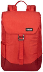 Rode Thule TLBP-113 Lithos Backpack 16L Lava/Red Feather