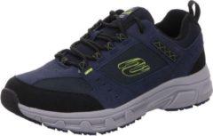 Skechers Oak Canyon heren wandelschoenen - Blauw - Maat 43